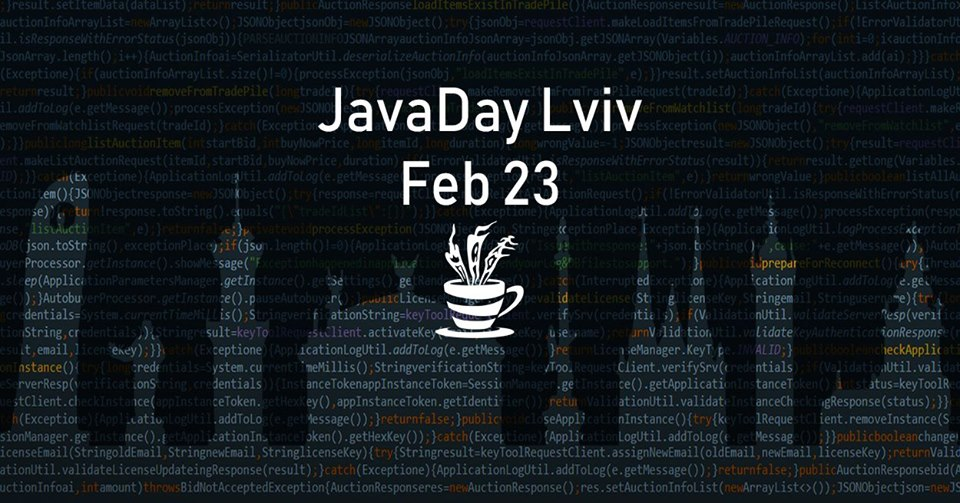 Innovate Java Conference in Lviv