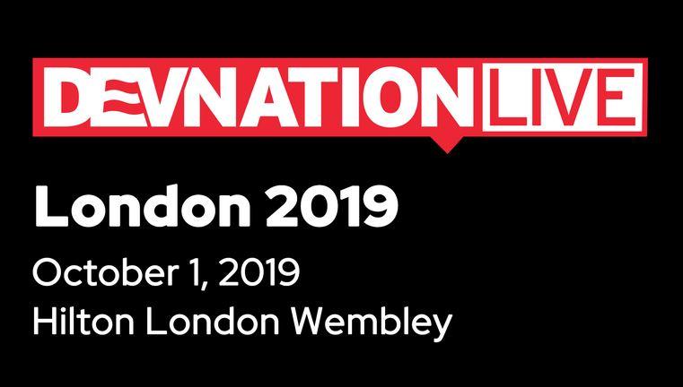 DevNation Live London