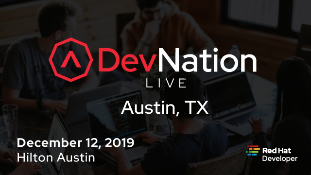 DevNation Live Austin