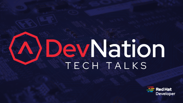 DevNation Tech Talk: Java in containers