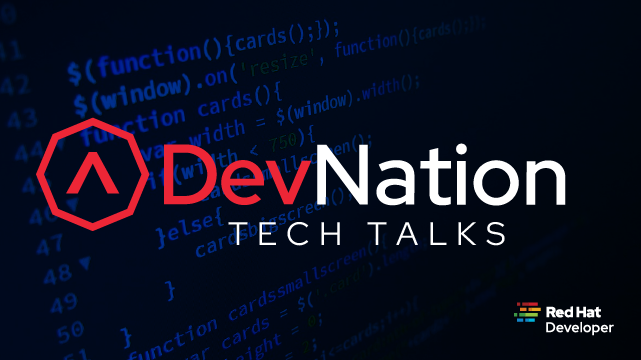 DevNation Tech Talk: Apache Spark on Kubernetes