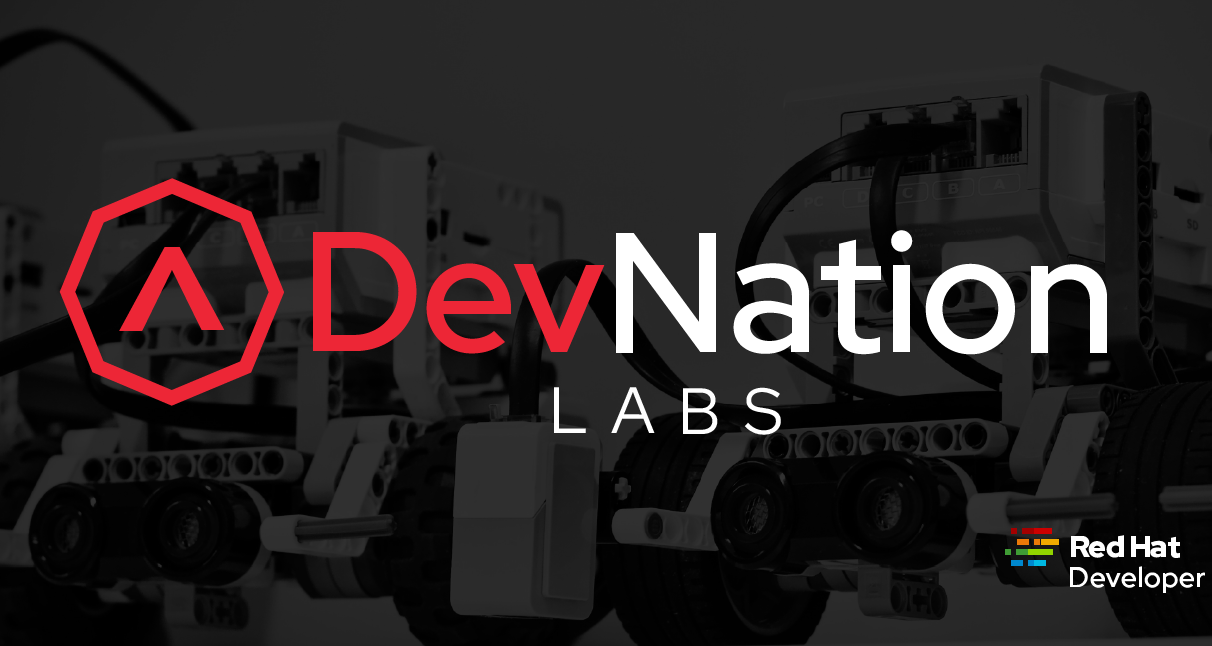 DevNation Labs event
