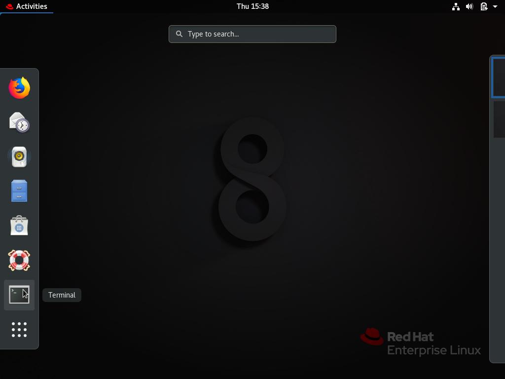 RHEL 8 VirtualBox Quick Install | Red Hat Developer