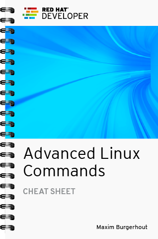 Advanced Linux Commands Cheat Sheet