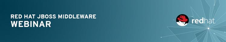 JBoss Middleware Webinar Banner