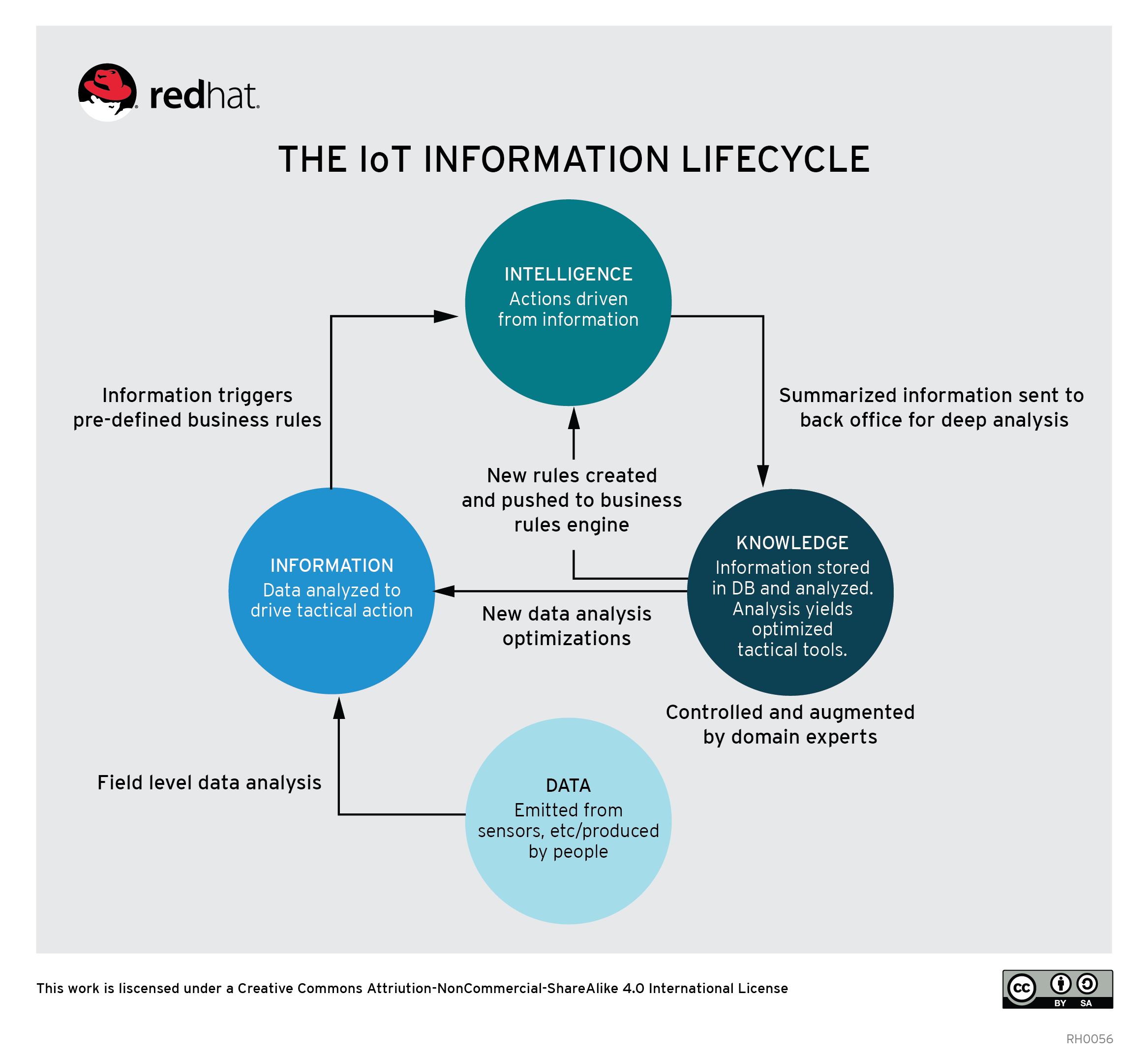 IoT Information Lifecycle