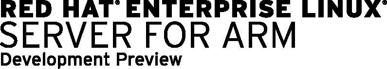 Logotype_RH_EnterpriseLinuxServerforARM_DevPreview_RGB_Black