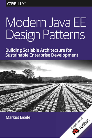 New Java EE Book – Modern Java EE Design Patterns