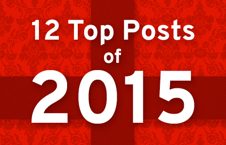 12 Top blog articles of 2015 – don't miss these