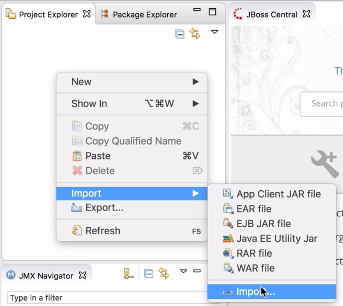 Run your first Java EE application with JBoss EAP 7 Beta - Red Hat