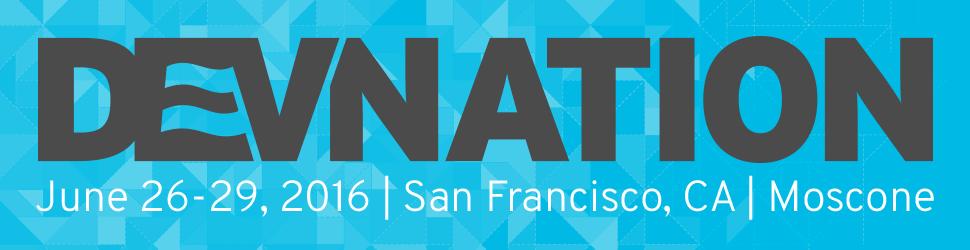 DevNation 2016 Logo