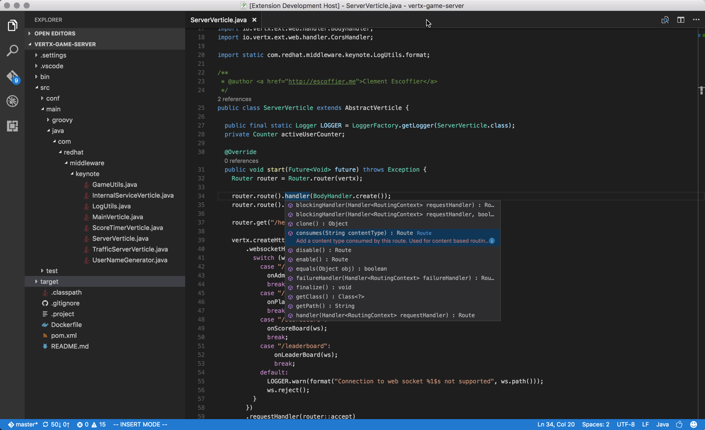 Java Language Support for Visual Studio Code has landed