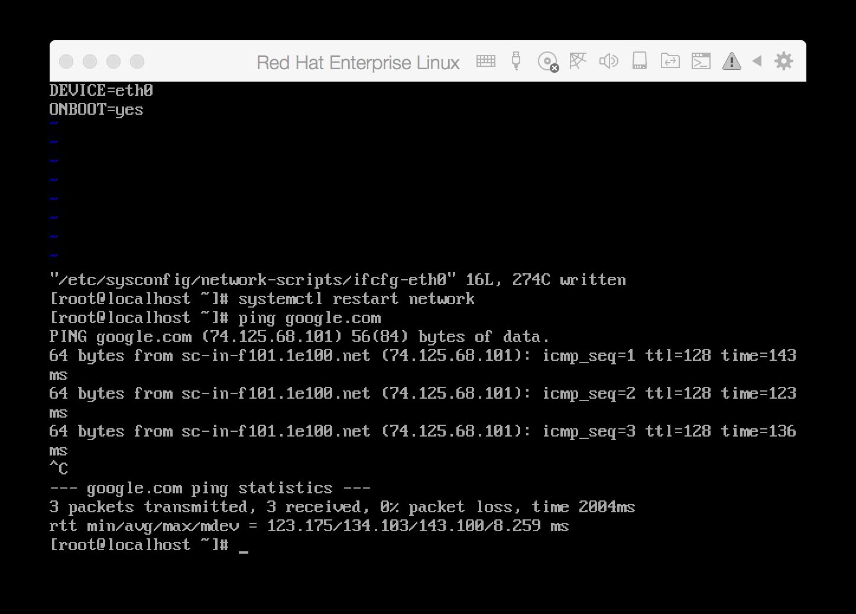 systemctl-restart-network