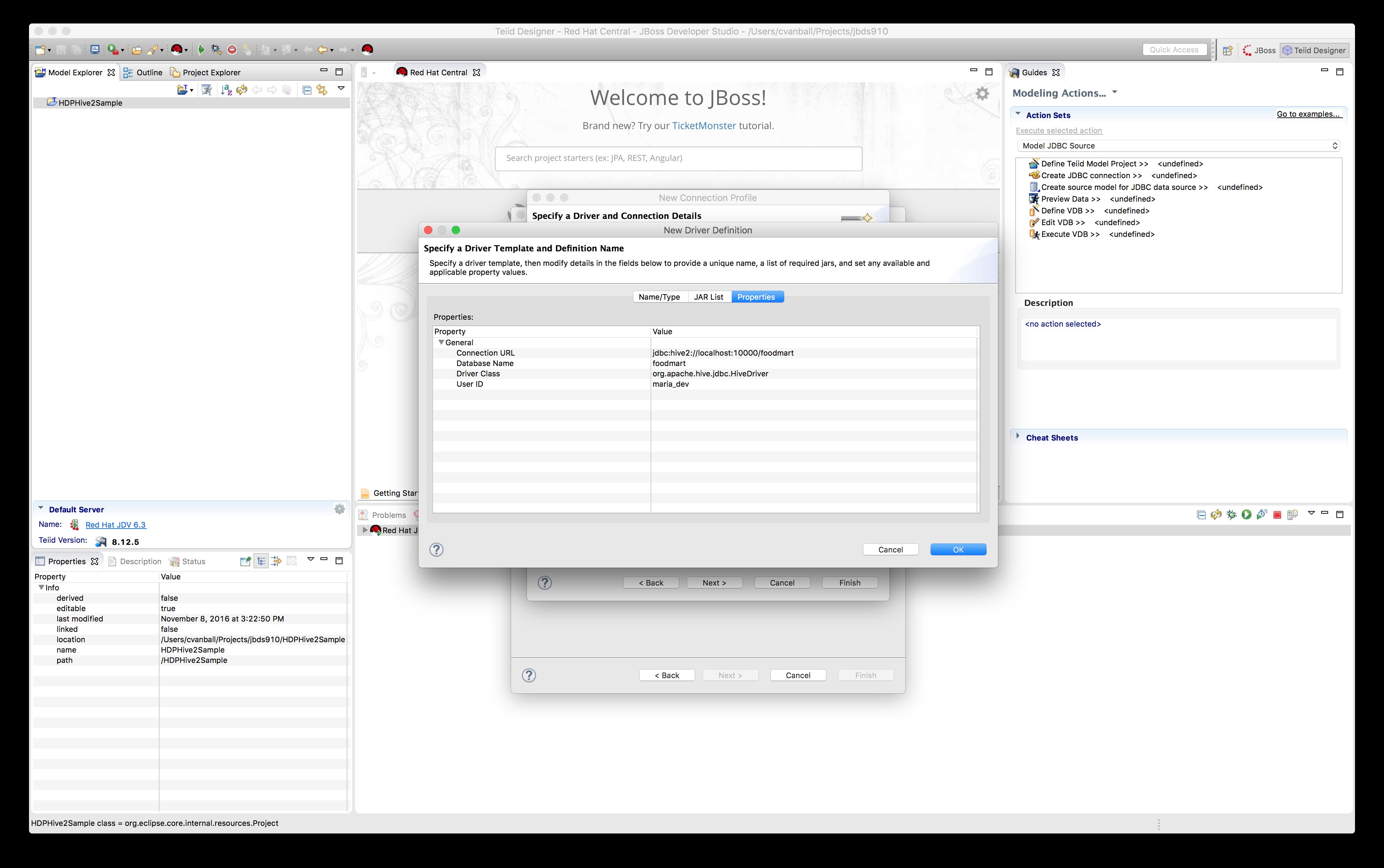 Unlock your Hadoop data with Hortonworks and Red Hat JBoss Data