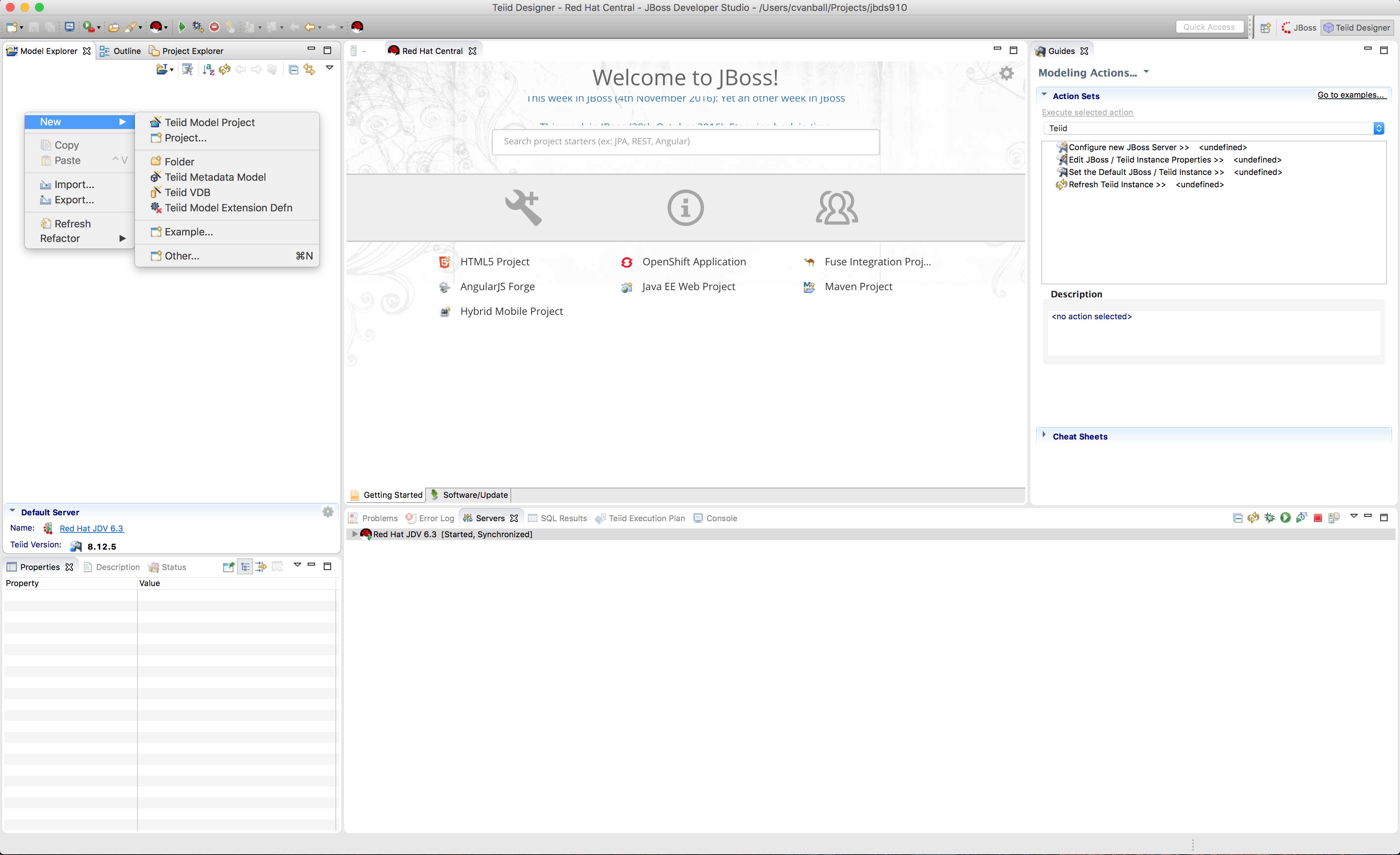 Unlock your Hadoop data with Hortonworks and Red Hat JBoss