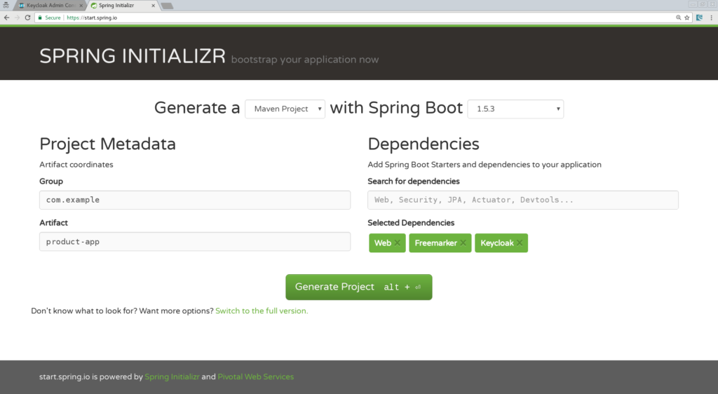 Easily Secure Your Spring Boot Applications With Keycloak - DZone