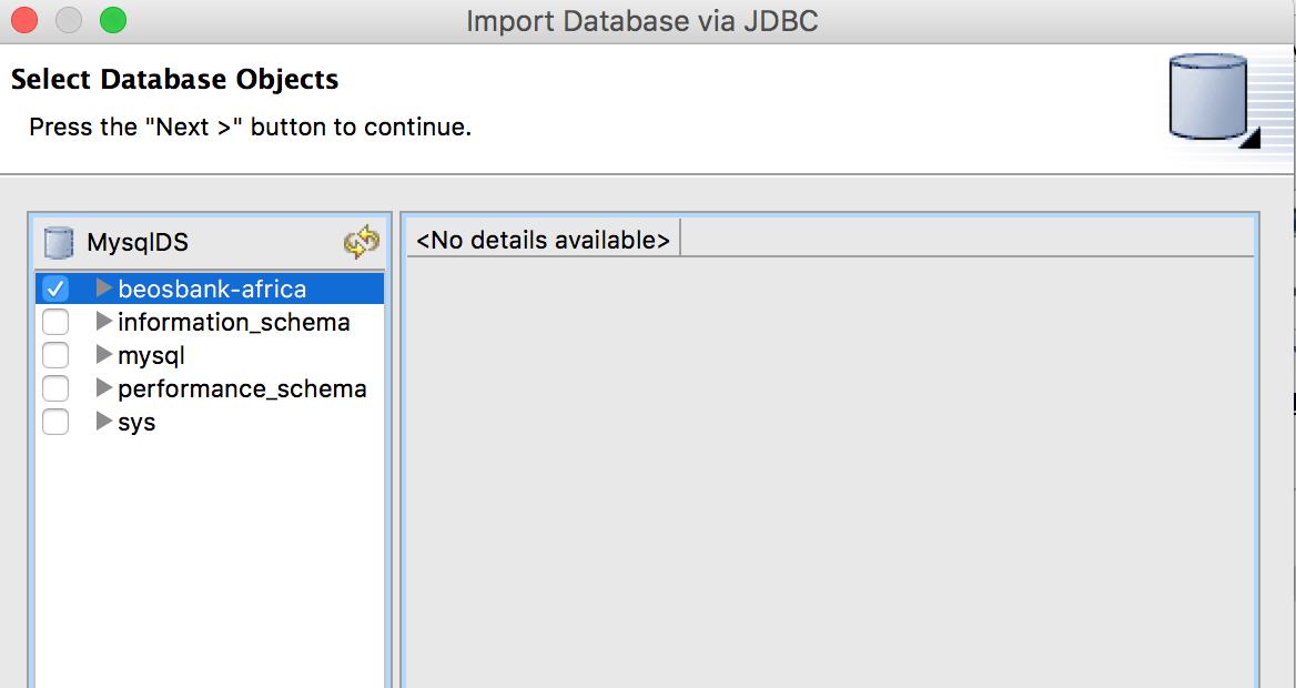JBoss DataVirtualization : Select DB