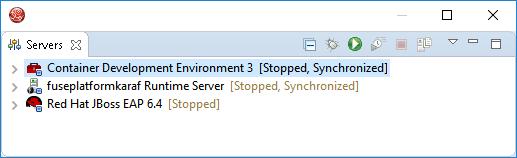 Pre-configured Runtimes
