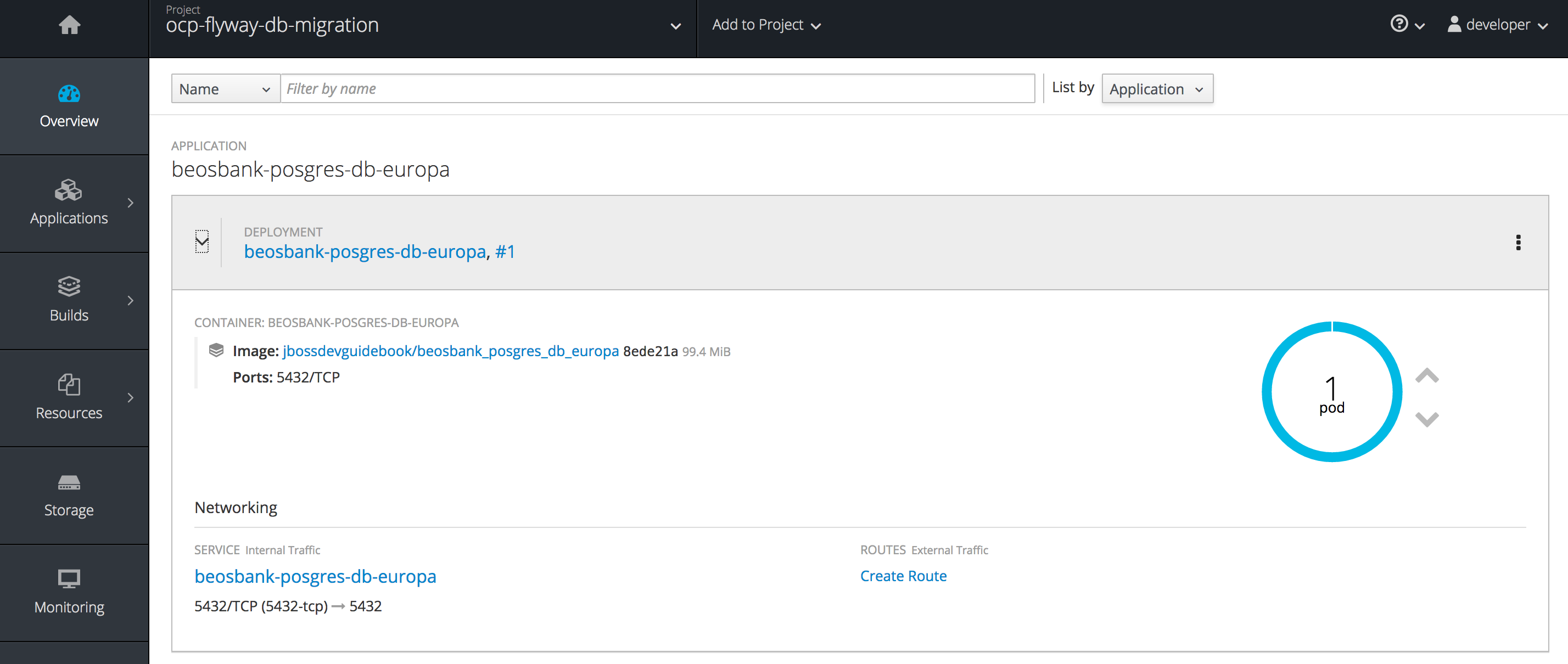 how to add docker-registry to openshift