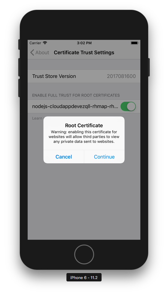 Integrating intercede rapid with red hat mobile and openshift now restart the application and enter a username and password the cloud function from the red hat mobile sdk is used to send our credentials to the urtaz Image collections