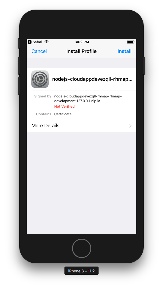 Integrating Intercede RapID with Red Hat Mobile and OpenShift - Red