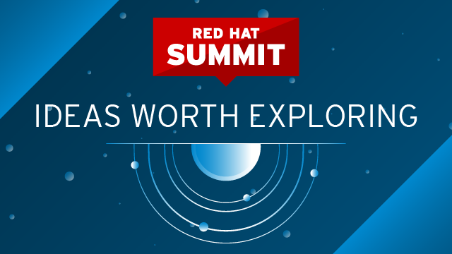 Watch over 100 Red Hat Summit 2018 session videos online