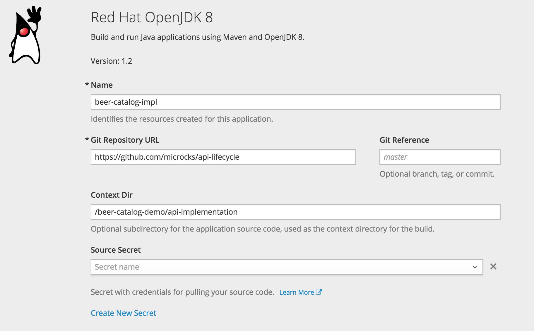 openshift-new-java-app - Red Hat Developer Blog