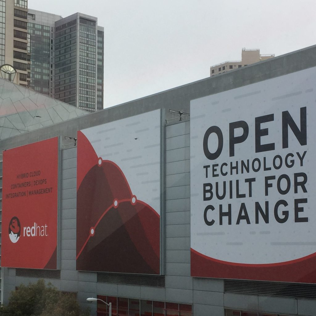 Red Hat Summit - Open technology built for change