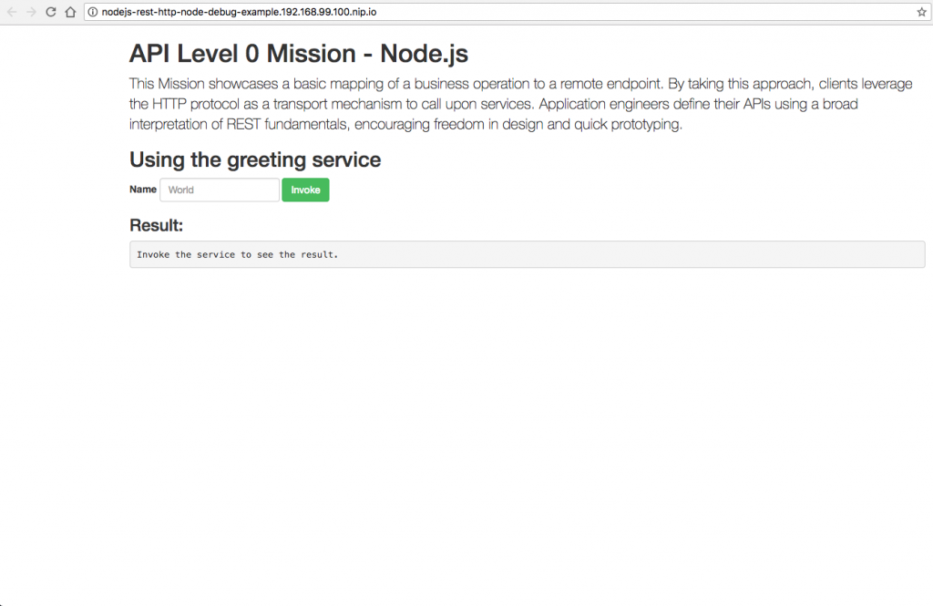 How to Debug Your Node js Application on OpenShift with