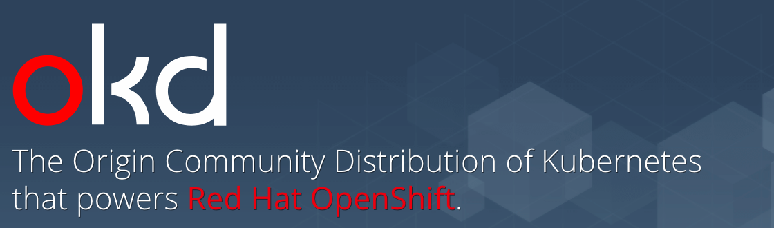 OKD: Renaming of OpenShift Origin with 3.10 release