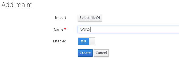 Configuring NGINX for OAuth/OpenID Connect SSO with Keycloak