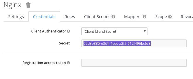 Configuring NGINX for OAuth/OpenID Connect SSO with Keycloak/Red Hat