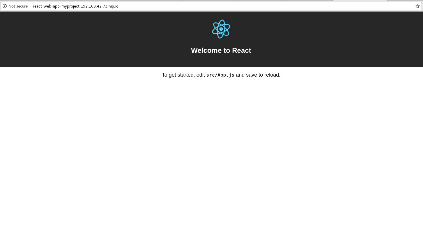 Modern web applications on OpenShift: Part 1 - Web apps in