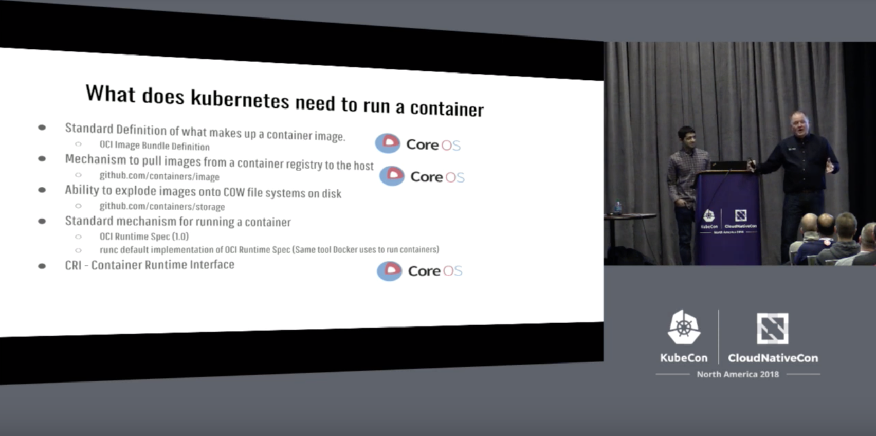 Security Considerations for Container Runtimes
