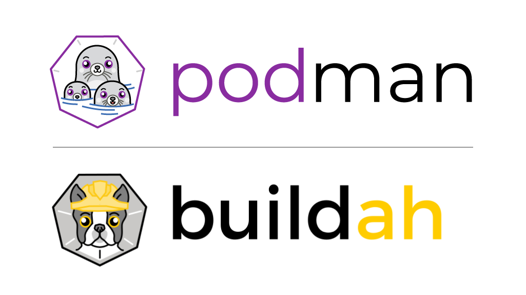 Podman and Buildah for Docker users
