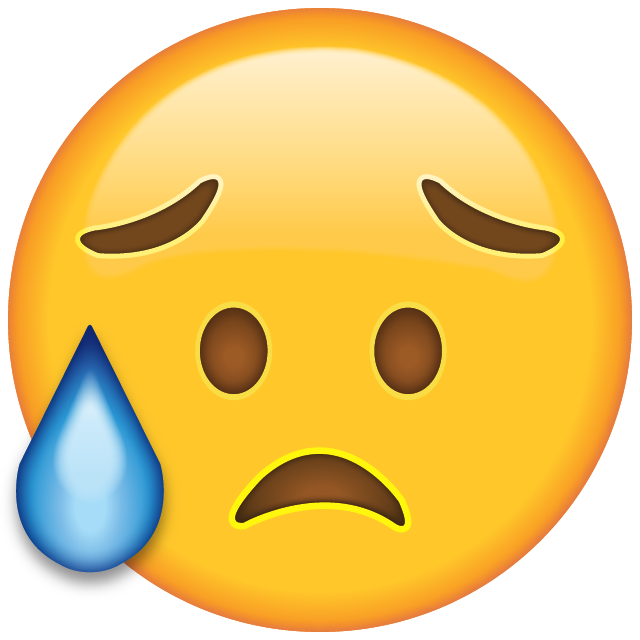 Disappointed but Relieved Face Emoji - Red Hat Developer Blog