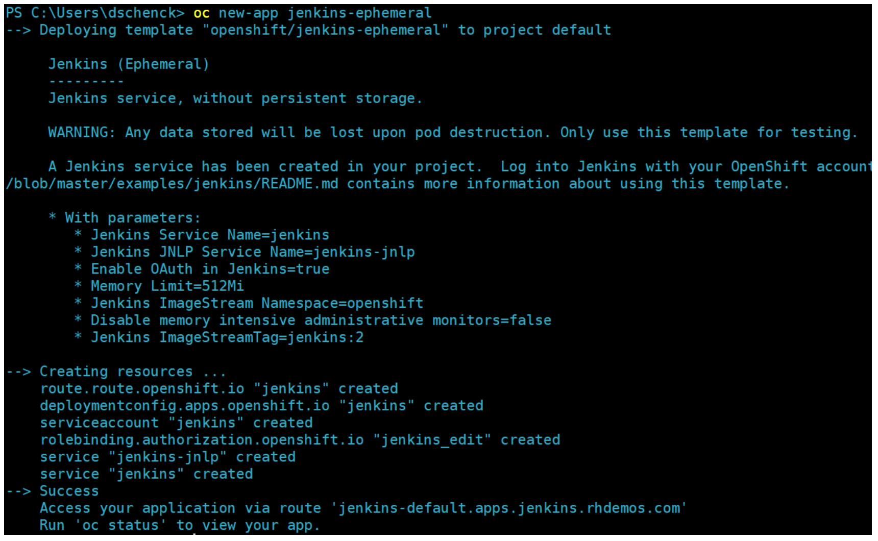 Get started with Jenkins CI/CD in Red Hat OpenShift 4