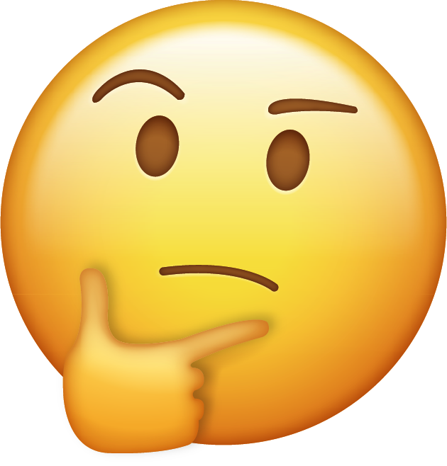 Thinking Emoji - Red Hat Developer Blog