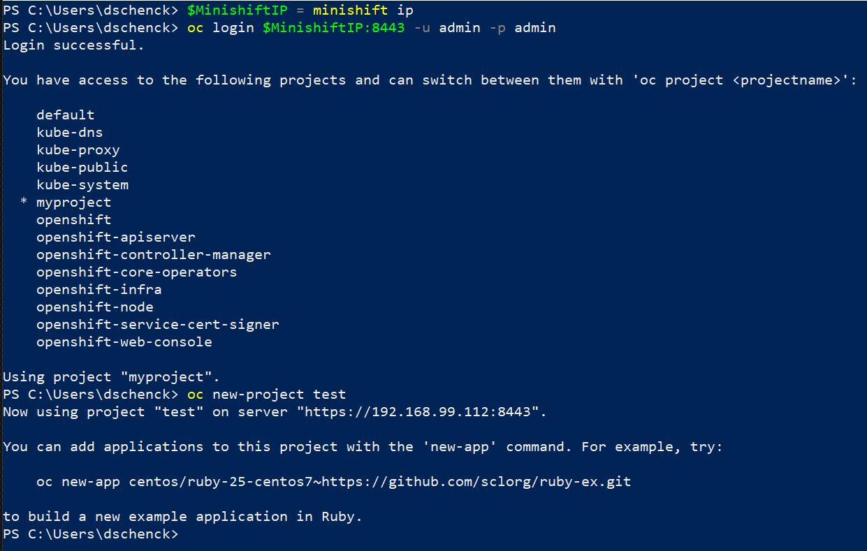 How to set up your first Kubernetes environment on Windows - Red Hat