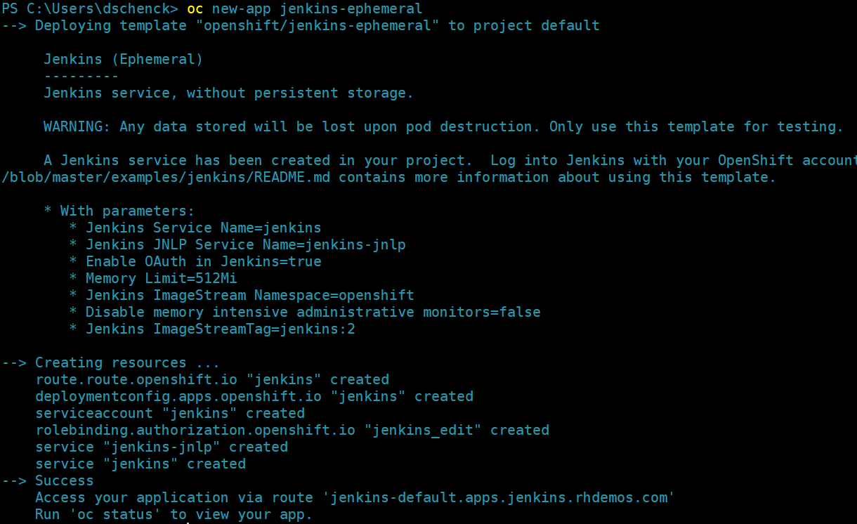 Get started with Jenkins CI/CD in Red Hat OpenShift 4 - Red