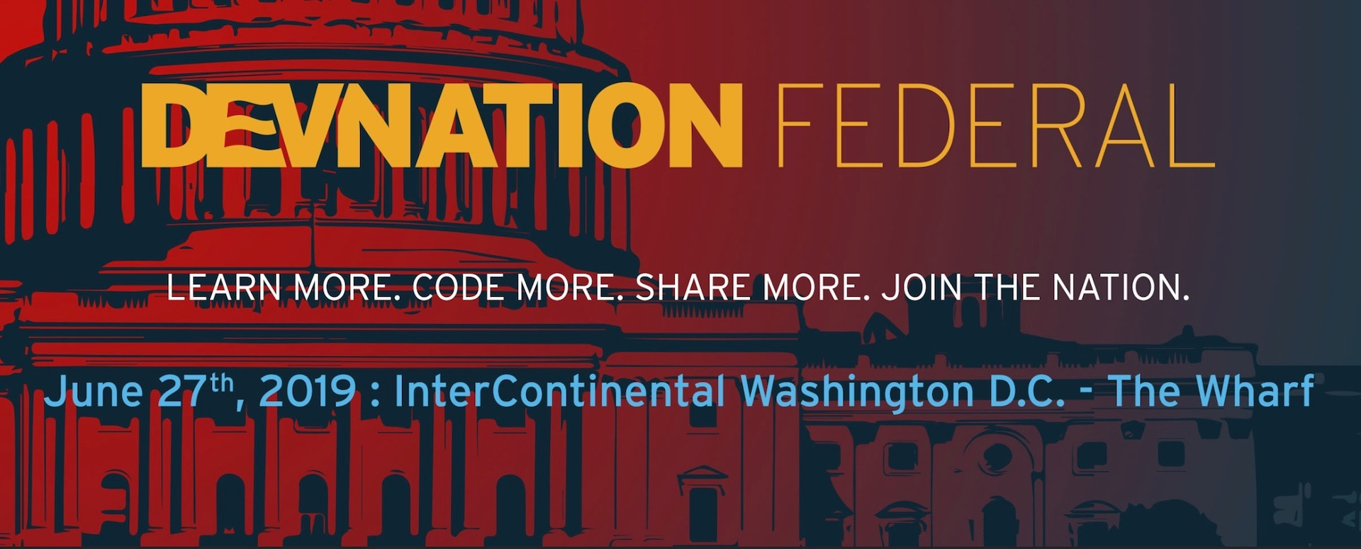 DevNation Federal brings open source to the Beltway