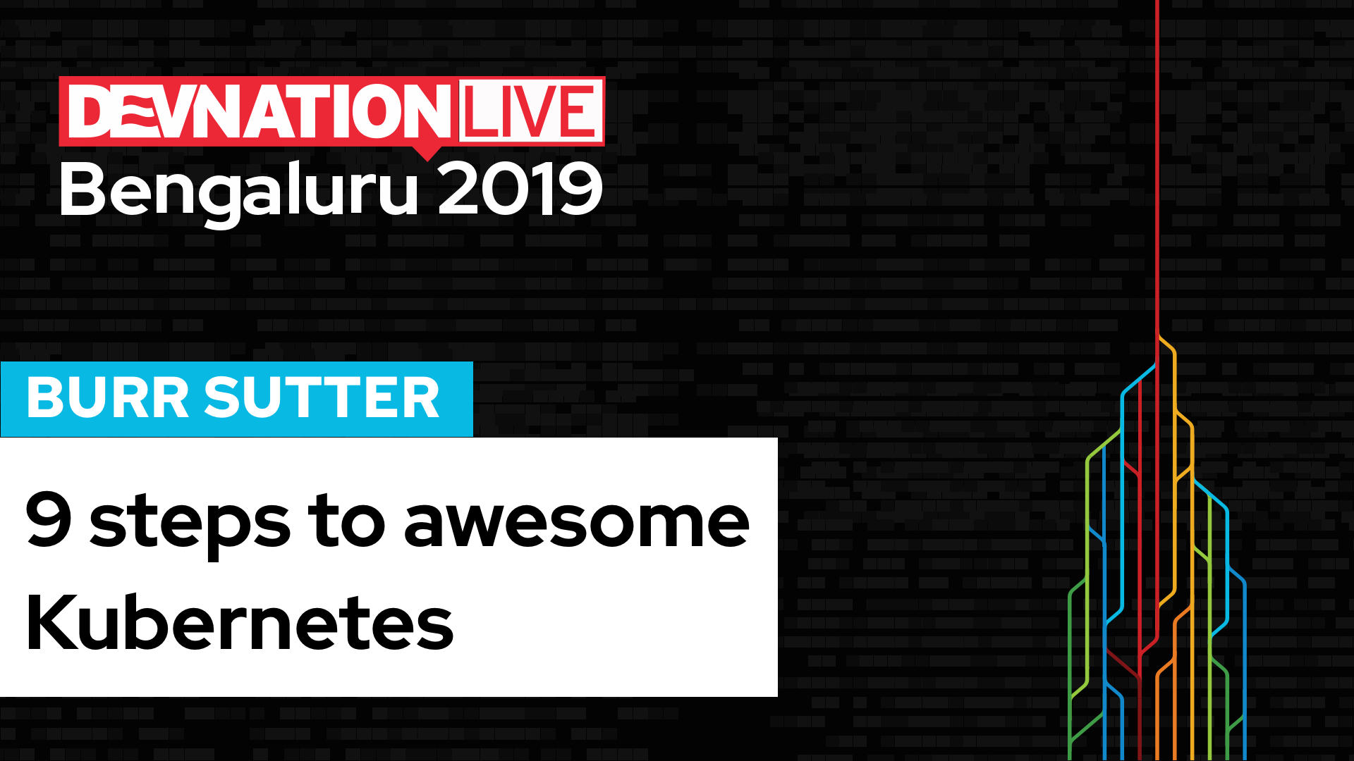 DevNation Live Bengaluru: 9 steps to awesome with Kubernetes and Red Hat OpenShift