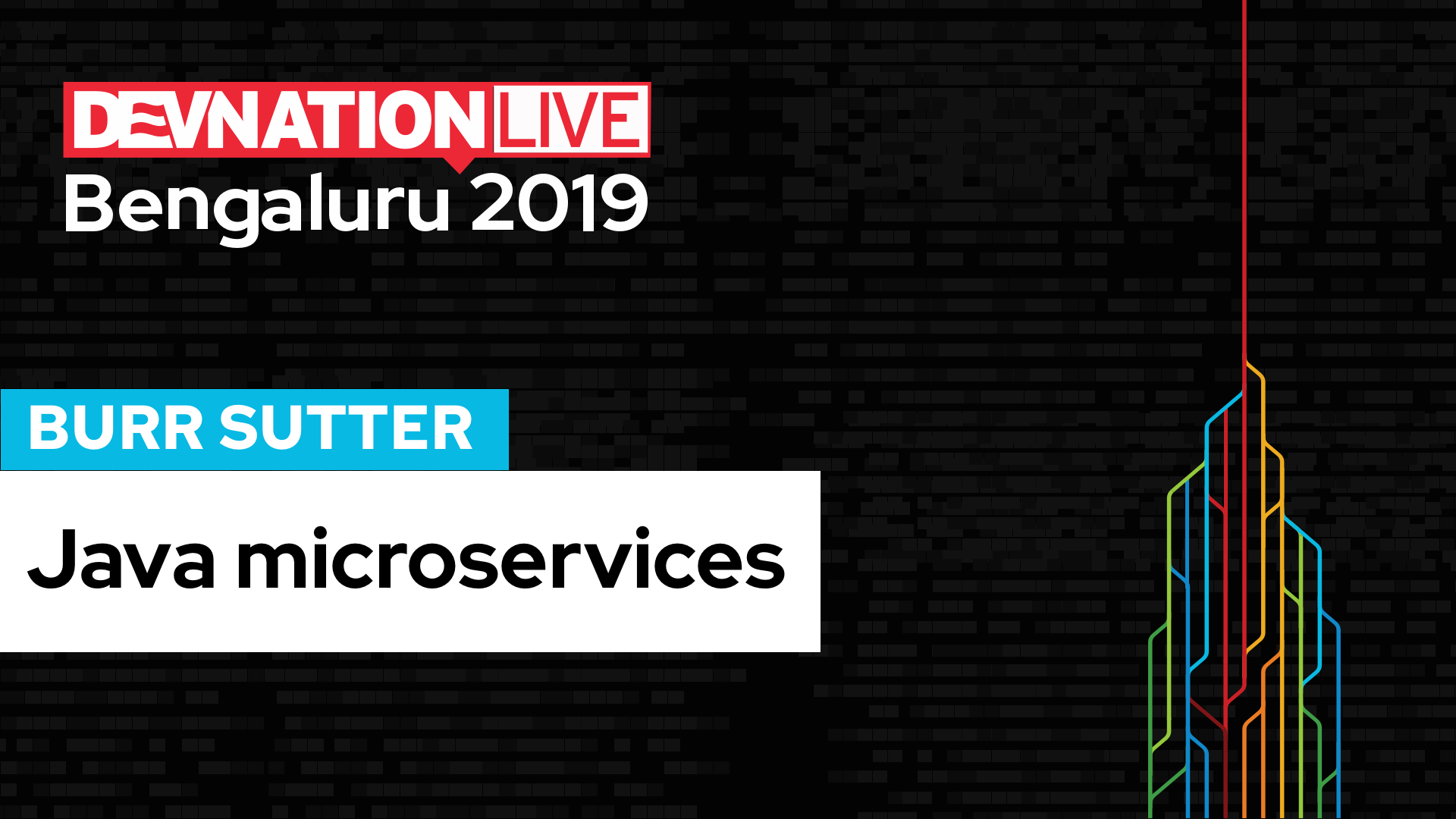 DevNation Live Bengaluru: Java microservices and how to become cloud-native