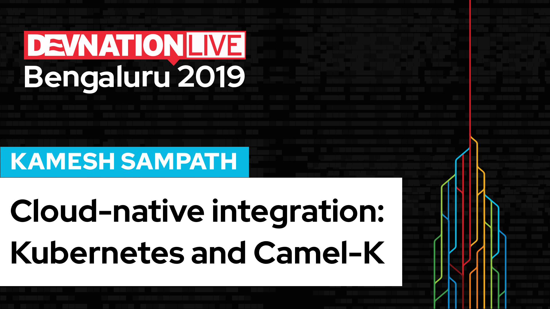 Cloud-native integration with Kubernetes and Camel K