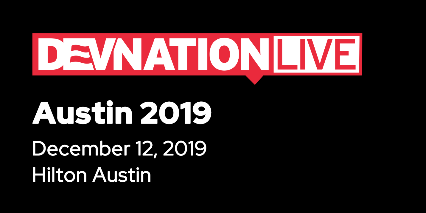 Get hands-on experience with Kubernetes and Quarkus at DevNation Live in Austin