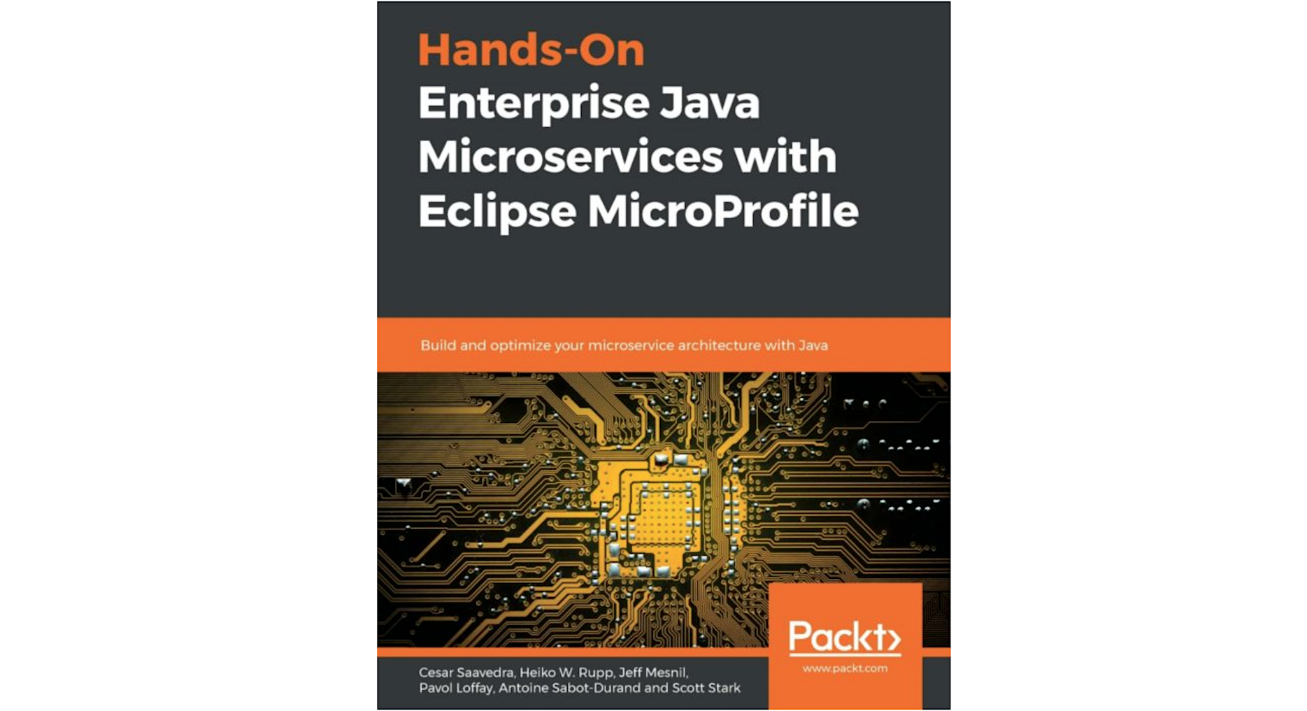 New Eclipse MicroProfile book provides introduction to enterprise Java microservices