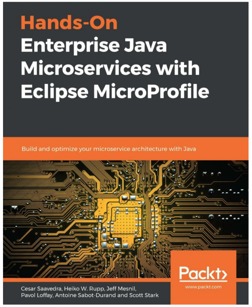 Eclipse Microprofile