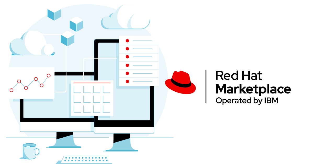 Building Kubernetes applications on OpenShift with Red Hat Marketplace