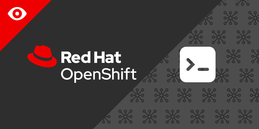 Command-line cluster management with Red Hat OpenShift's new web terminal (tech preview)