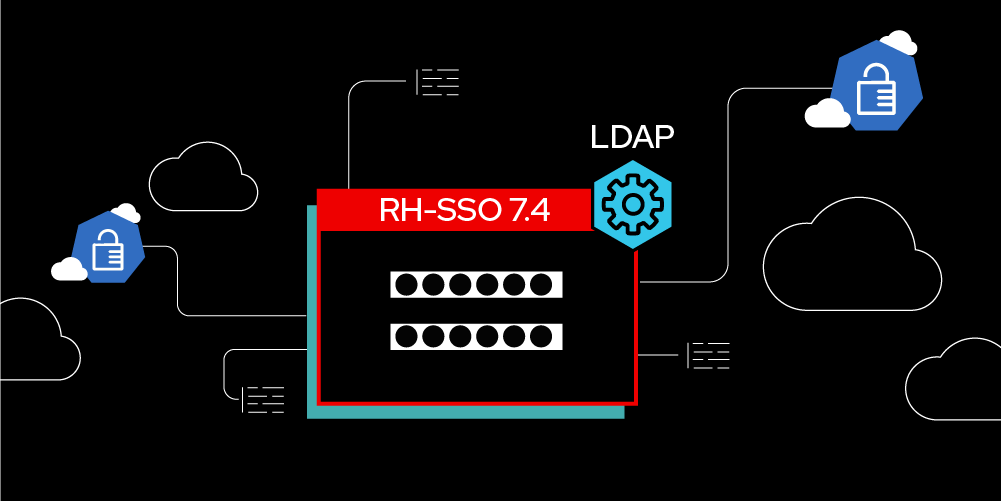 Integrating Red Hat Single Sign-On version 7.4 with Red Hat Directory Server (LDAP)